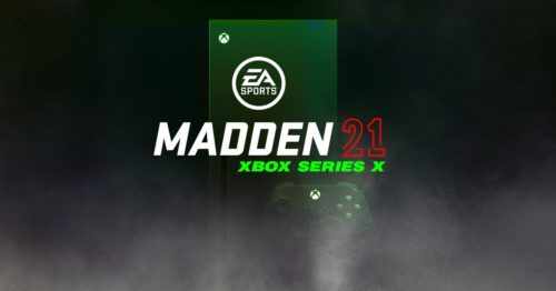 Madden 21 y la serie Xbox X