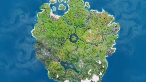 Nuevo mapa fortnite