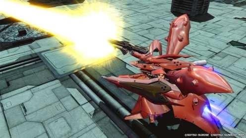 Mobile Suit Gundam Extreme VS. Maxiboost activado (6)