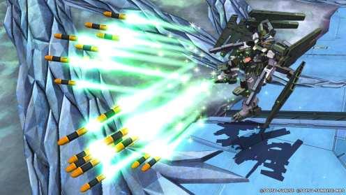 Mobile Suit Gundam Extreme VS. Maxiboost activado (5)