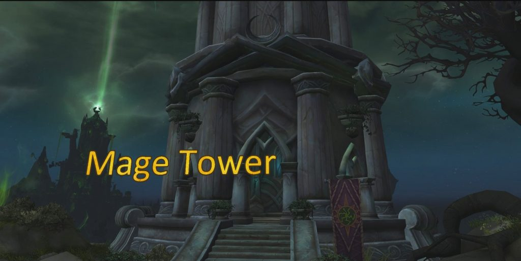 Torre de magos de WoW Legion