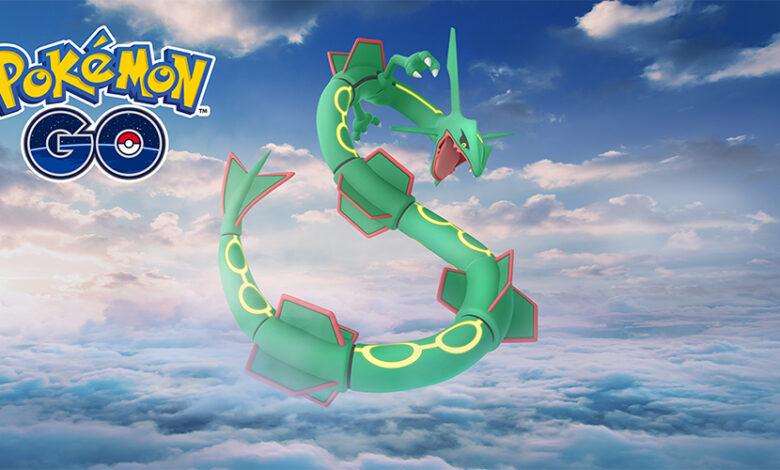 Pokémon GO startet morgen Raid-Wochenende mit Rayquaza – Das müsst ihr wissen