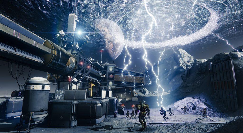 portal de invasión vex del destino 2