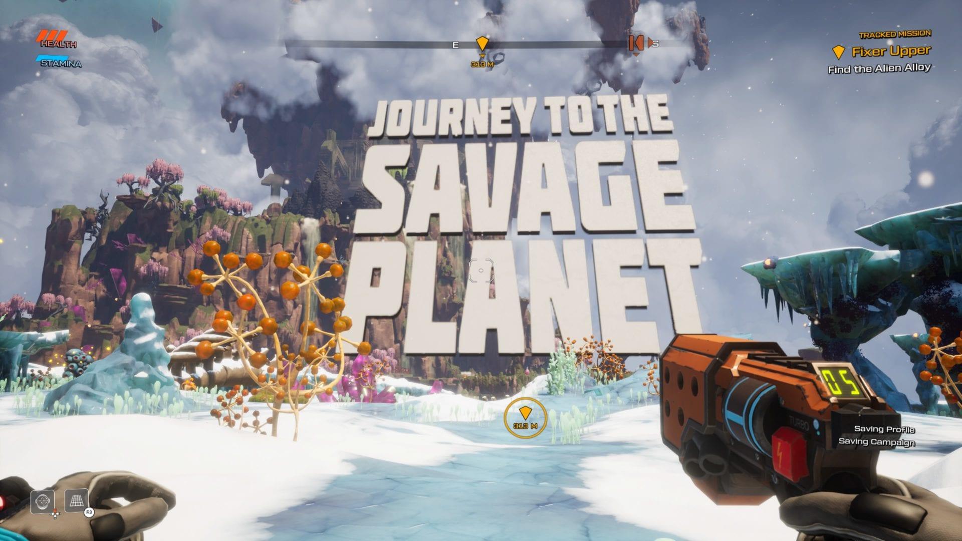 viaje a los trucos del planeta salvaje