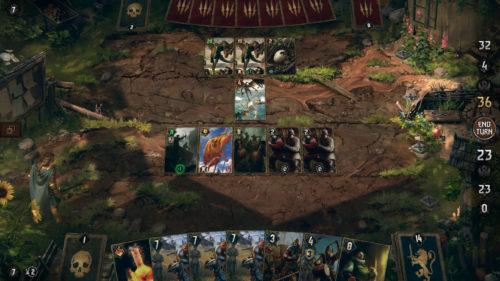 Juego de cartas Thronebreaker
