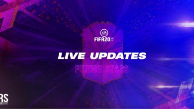 Photo of FIFA 20 Future Stars ACTUALIZACIONES EN VIVO: jugadores, cartas, fecha de lanzamiento, anuncio, filtraciones, predicciones, SBC, objetivos y más