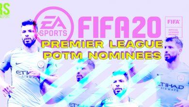 Photo of * ROMPIENDO * FIFA 20 Premier League POTM Enero: anunciada la lista de siete hombres – Agüero, Alisson, Doucoure y más