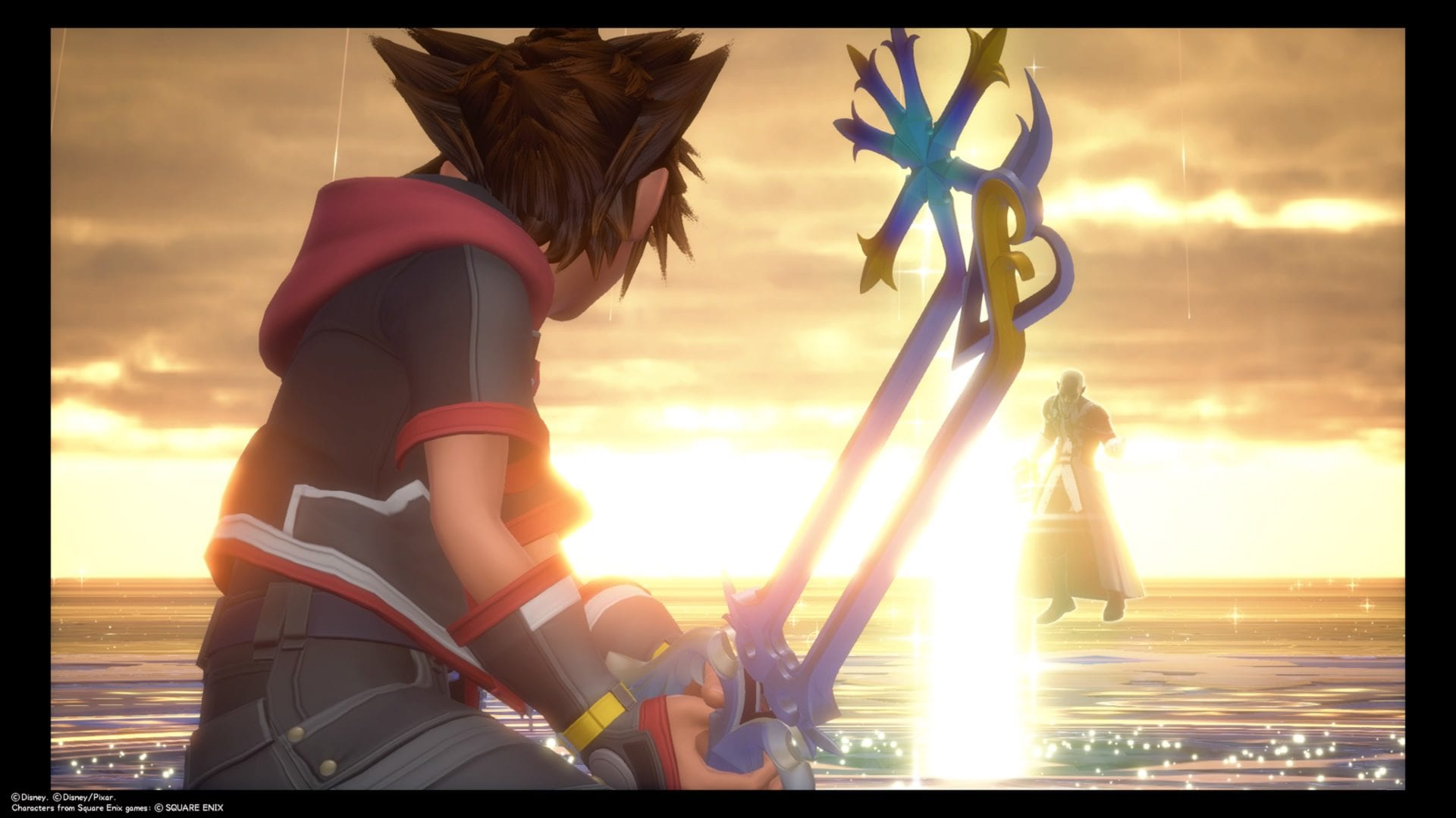 Kingdom Hearts 3 Jefe secreto de Xehanort