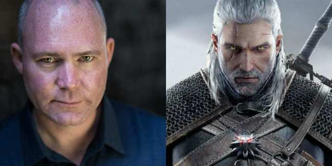 Doug Cockle - Geralt de Rivia