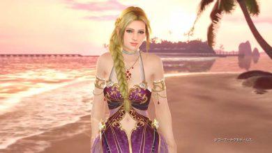 Photo of Dead or Alive Xtreme: Venus Vacation celebra el cumpleaños de Helena de la manera habitual