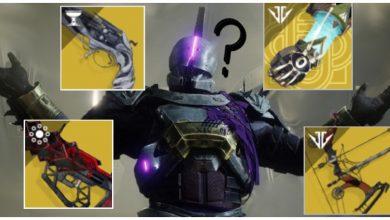Destiny 2: ¿Lo sabías? 14 exóticos tienen habilidades ocultas