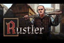 """Photo of El juego medieval inspirado en GTA """"Rustler"""" utiliza una parodia de """"Lanzar una moneda"""" para promover Kickstarter"""