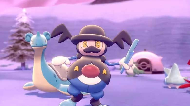 cómo evolucionar mr. mimo en mr. rima pokemon espada y escudo