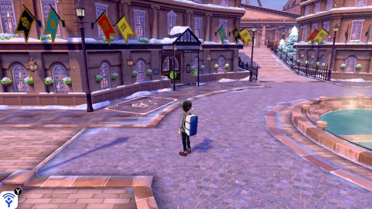 cómo obtener el brillante encanto de la espada y el escudo de pokemon