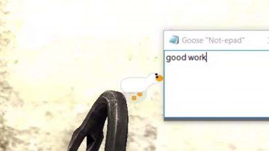 Photo of Este juego sin título hecho por fanáticos de Goose arruinará tu escritorio