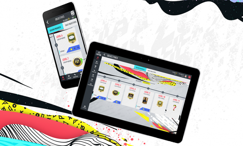 FIFA 20: Actualización para la aplicación Webapp and Companion # 2