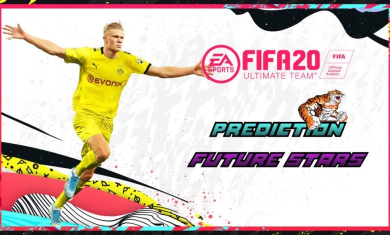 FIFA 20: Future Stars - La predicción de Stars of the Future