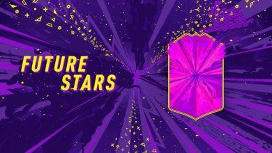 FIFA 20: llegan las cartas de Future Stars