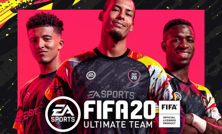 FIFA 20: recuperación de objetos descartados de la aplicación web y la aplicación complementaria