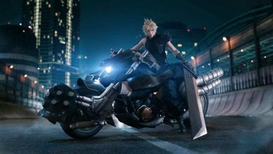 Photo of Figura de acción de Final Fantasy VII Remake Cloud + Hardy Daytona obtiene su propio tráiler de Square Enix
