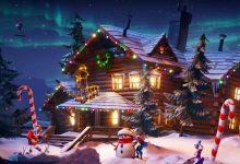 Photo of Fortnite: Cabaña de Crackshot, Taller, Lugares de hielo artesanal del Sr. Polar (Winterfest)