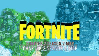 Photo of Fortnite Capítulo 2 Temporada 2: 4 ¡Chan Leak se burla de posibles cambios en el mapa! Nuevo mapa, Kevin the Cube? Pase de batalla y más!