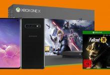 Photo of Galaxy S10 con LTE y Xbox One X con juegos por € 27 al mes en Saturn