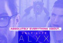 Photo of Half-Life Alyx: fecha de lanzamiento, revisión, especificaciones, juego, realidad virtual, PC, Steam, PS4, Xbox, Stadia, gráficos, noticias, PS5 y todo lo que necesitas saber