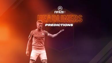 Photo of Headliners de FIFA 20: predicciones, fecha de lanzamiento y más información – De Bruyne, Immobile, Vardy y más