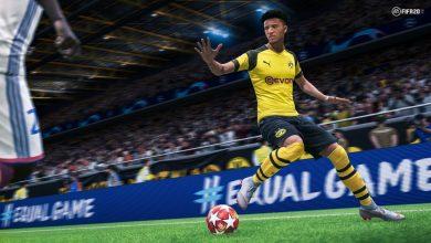Photo of La nueva actualización del título de FIFA 20 hace algunos cambios de juego positivos