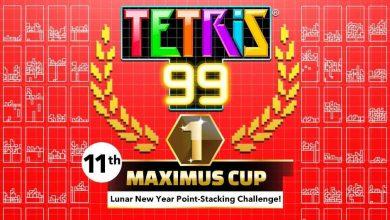 Photo of La próxima Copa Maximus de Tetris 99 celebra el Año Nuevo Lunar con los premios Nintendo Gold Point