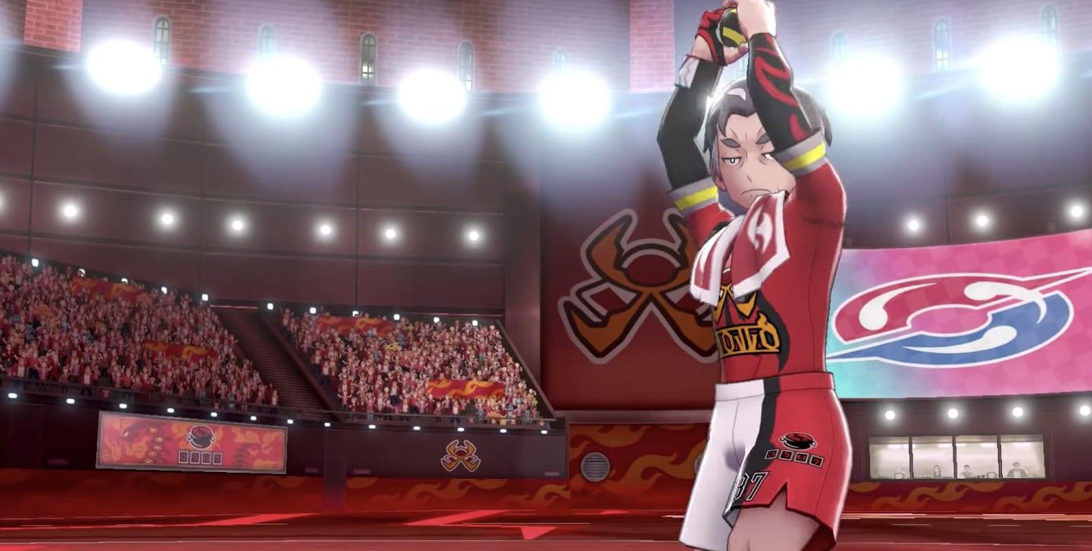 Kabu, Pokémon espada y escudo clasificaron a los líderes del gimnasio