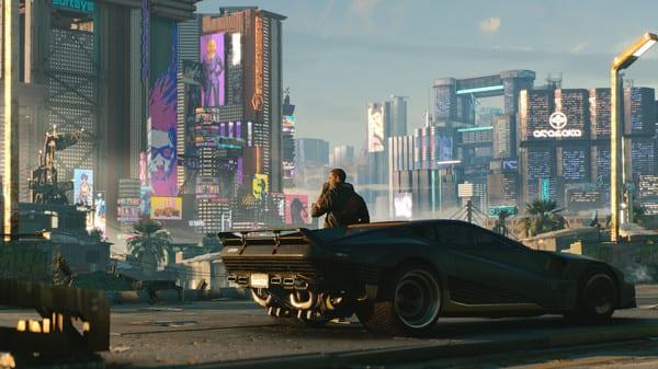 cyberpunk 2077, mejores juegos de mundo abierto 2020