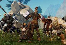 MMORPG Crowfall recibe una gran inyección de efectivo, dice: Beta comienza pronto