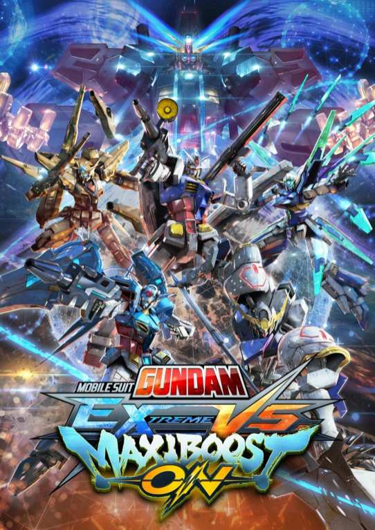 Mobile Suit Gundam Extreme VS. Maxiboost activado (1)