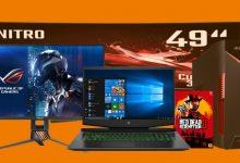 Gaming-Monitore, Laptops für Spieler und mehr bei Saturn reduziert