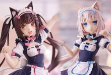 Photo of Nekopara obtiene más figuras de vainilla y chocolate, adorables y asequibles