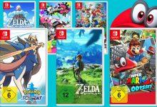 Nintendo Switch 3 für 111€: Spiele bei MediaMarkt zum Bestpreis kaufen