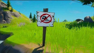 Photo of Parcelas Fortnite sin signos de natación: dónde nadar sin signos de natación