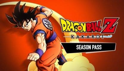 Suscripción de temporada Dragon Ball Z Kakarot