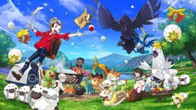 Pokémon Espada y escudo: todas las ubicaciones de apuestas de movimiento