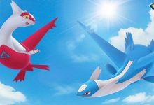 Pokémon GO: Raids mit Latias und Latios starten heute – Beste Konter & alle Infos