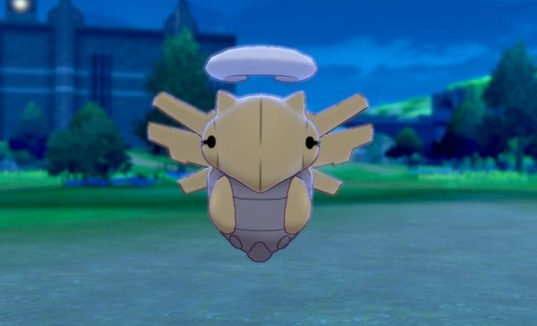 Pokémon Espada Shedinja