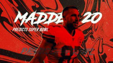 Photo of Predicción Madden 20 Super Bowl LIV: San Francisco 49ers vs Kansas City Chiefs