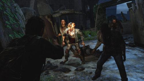 Los zombis de The Last of Us eran únicos y terroríficos, solo se necesitaron unos pocos para hacer la vida difícil.