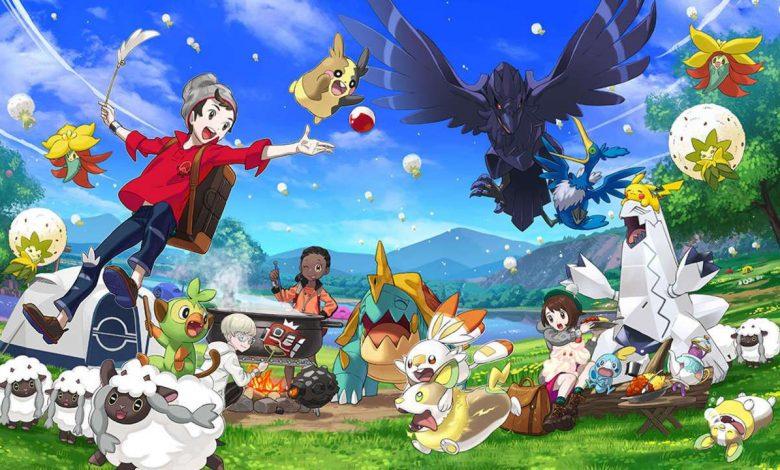 Revisión de & # 39; espada y escudo Pokemon