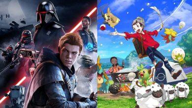 Star Wars Jedi: Fallen Order vs Pokemon Sword & Shield: ¿Qué juego deberías comprar si solo puedes elegir uno?