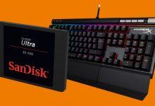 Photo of Teclado para juegos de Kingston y SSD de SanDisk reducidos en Saturno