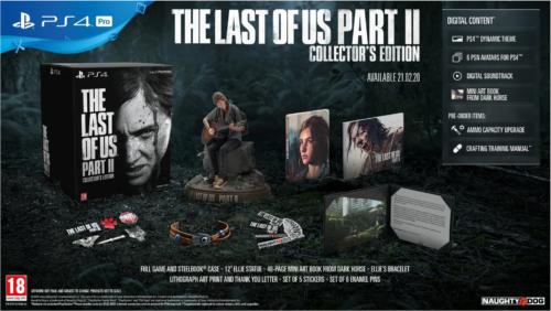 """last-of-us-2-collectors-edition """"srcset ="""" https://dlprivateserver.com/wp-content/uploads/2020/01/The-Last-of-Us-2-fecha-de-lanzamiento-trailer-pedido.png 500w, https://realsport101.com/wp-content/uploads/2020/01/last-of-us-2-collectors-edition-300x169.png 300w, https://realsport101.com/wp-content/uploads/2020 /01/last-of-us-2-collectors-edition-768x433.png 768w, https://realsport101.com/wp-content/uploads/2020/01/last-of-us-2-collectors-edition- 360x203.png 360w, https://realsport101.com/wp-content/uploads/2020/01/last-of-us-2-collectors-edition-545x307.png 545w, https://realsport101.com/wp- content / uploads / 2020/01 / last-of-us-2-collectors-edition.png 1534w """"tamaños ="""" (ancho máximo: 500px) 100vw, 500px """"> TODO EN: Si eres un verdadero fanático, hay solo una opción   <ul> <li>Mejora de la capacidad de munición de la pistola de Ellie</li> <li>Manual de elaboración de recetas y actualizaciones (se requieren suplementos para desbloquear recetas, habilidades y actualizaciones)</li> <li>Una caja de libros de acero que incluye el juego completo</li> <li>12 """"estatua de Ellie</li> <li>Mini libro de 48 páginas de dark horse</li> <li>Réplica del brazalete de Ellie</li> <li>Impresión de litografía y carta de agradecimiento</li> <li>Conjunto de 5 pegatinas</li> <li>Conjunto de 6 pines de esmalte</li> <li>Tema dinámico de PS4</li> <li>Seis avatares de PSN</li> <li>Banda sonora digital</li> </ul> <p><strong><em>Haga clic en """"Siguiente"""" para leer más sobre la demostración de The Last of Us Part II …</em></strong></p> <!-- AI CONTENT END 1 -->   </div><!-- .entry-content /-->  <div id="""