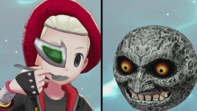 Photo of Un modificador de espada y escudo ha agregado la máscara de luna de Majora al juego